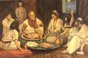 ancient-jewish-family-seder