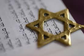 sello mesianico con estrella de david