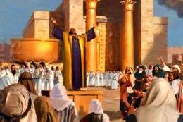 Templo Salomon Dios habita en templos