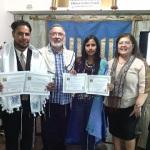 Ordenacion Rabinos mesianicos
