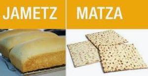 Jametz - Matza