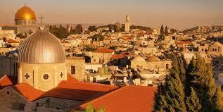 pesaj in jerusalem