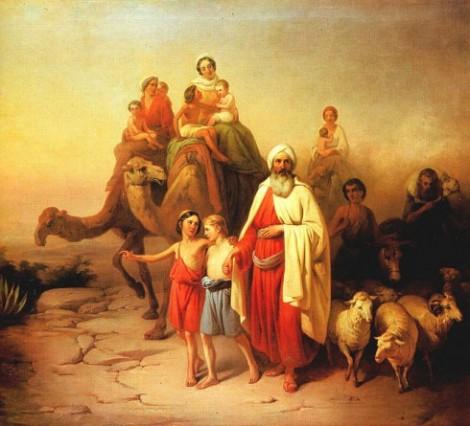 abraham isaac y ismael
